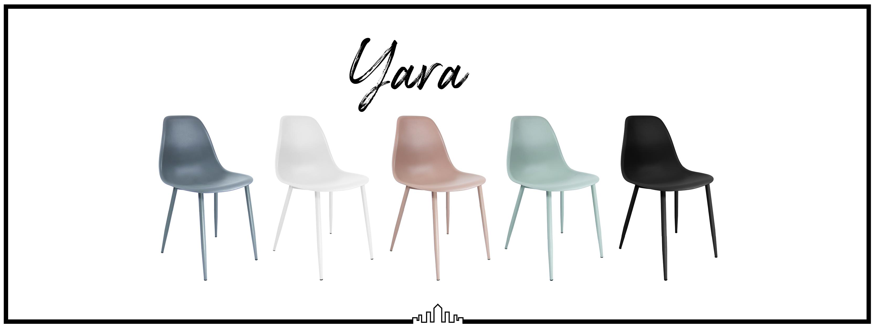 Kick eetkamerstoel - Yara