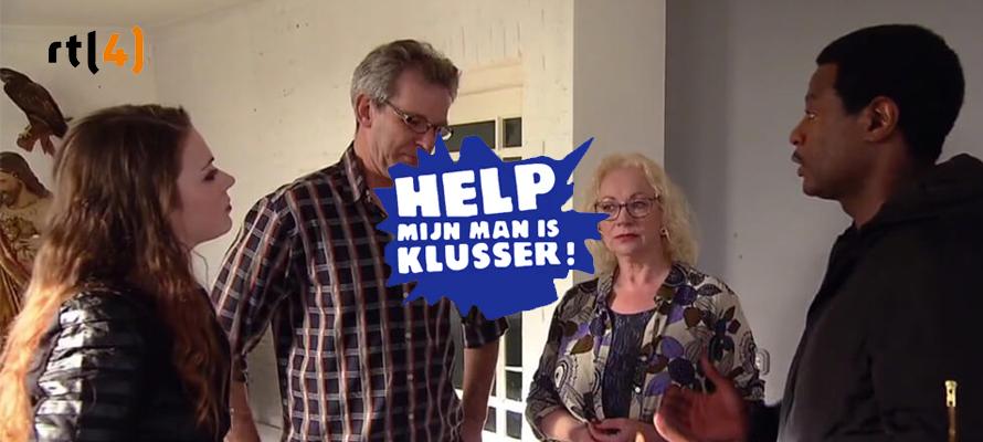 Help, mijn man is Klusser!