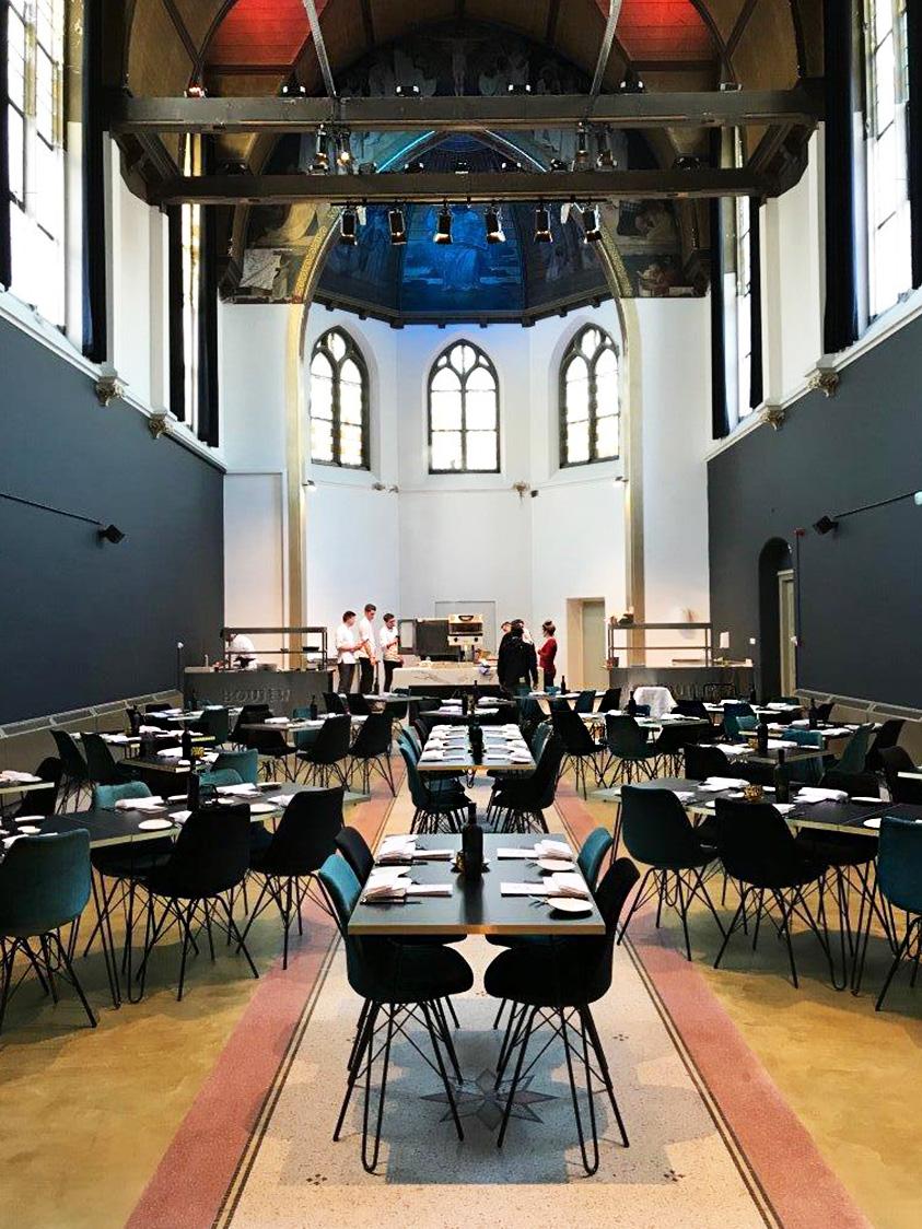 Holy Restaurant