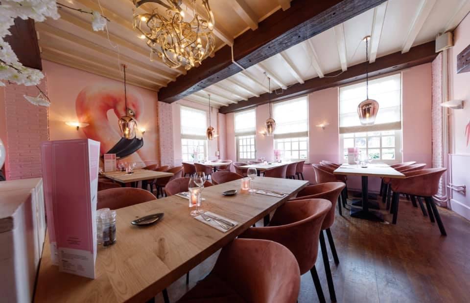 Restaurant Toetje in Utrecht